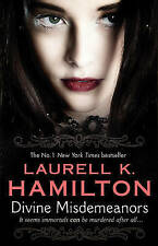 Divine Misdemeanors by Laurell K. Hamilton (Paperback, 2010) New Book