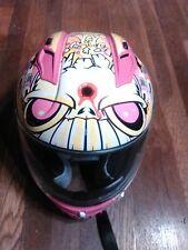 """Motorcycle / Crotch Rocket- protective gear- Helmet ICON """"Rockets Dead Glare"""""""