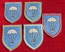 Post WWII West German Bundeswehr Army Panzer uniform patch-26th airborne brigade