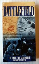 The Battle of Stalingrad ~ Rare New Sealed VHS Movie Video Tape ~ WWII War