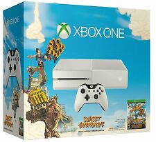 Xbox One 500GB White Console - Special Edition Sunset Overdrive Bundle [System]