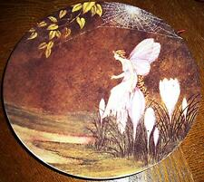 Wedgwood Ida Rentoul Outhwaite Fairy World Nature's Guardian Collector Plate