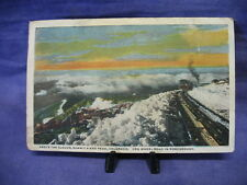 Above The Clouds Summit Pikes Peak Colorado 9/9/1921 Postcard