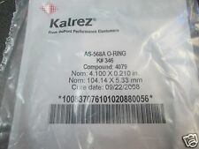 KALREZ AS-568A O-RING K#346 COMPOUND 4079- NEW -