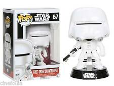 Pop Funko Vinyl figure First Order Snowtrooper (Stormtrooper) Star Wars VII #67