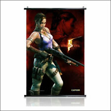 Resident Evil 5 Cloth Wall Scroll Sheva 22X33 Poster Size