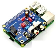 HIFI DAC Audio Sound Card Module I2S LED interface for Raspberry Pi B+ Pi 2 B+