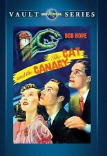 THE CAT AND THE CANARY  (1939 Bob Hope) - Region Free DVD - Sealed