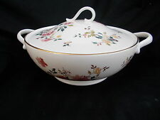 Royal Albert CHINA GARDEN New Romance Covered Vegetable Dish