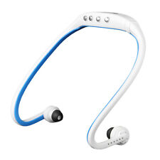 Waterproof Running Walk Sport MP3 Player FM Radio Headphone headset
