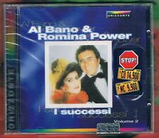 AL BANO & ROMINA POWER I SUCCESSI vol. 2 ORIZZONTE CD F.C.SIGILLATO!!!