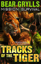 Good, Mission Survival 4: Tracks of the Tiger, Grylls, Bear, Book