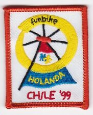 World Scout Jamboree 1999: badge Dutch contingent - troop funbike
