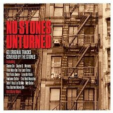 No Stones Unturned 60 Songs Covered By The Stones (Rolling) Chuck Berry + more