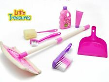 Small hands Little helper High quality cleaning play set from Little Treasure...