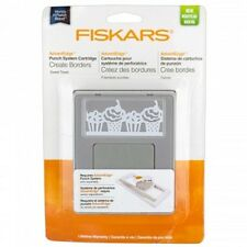 Fiskars Sweet Treats Border Punch Cartridge