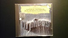 HANDEL GEORGE FRIDERIC - WATER MUSIC....  ORPHEUS CHAMBER ORCHESTRA.  CD