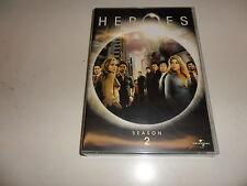 DVD  Heroes - Season 2