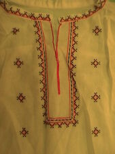 Authentic Hand Embroidered Women's blouse,Ukrainian Folk Style