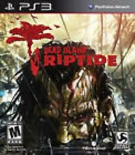Dead Island Riptide GAME (Sony Playstation 3) PS PS3 **FREE SHIPPING!!