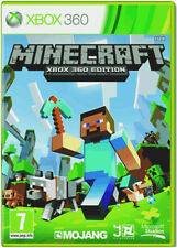 MINECRAFT FOR XBOX 360 BRAND NEW FAST DELIVERY!