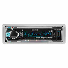 Kenwood KMR-M318BT Marine Media Receiver With Bluetooth and USB