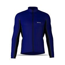 Mens Thermal Sleeve Completo Con zip Maglione Da Ciclismo/Maglia