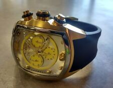 Invicta 10068 Lupah Revolution Gold Black Swiss Chronograph 47mm Mens Watch