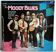 "12"" Vinyl The MOODY BLUES - profile"