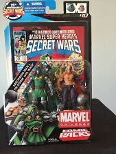 Marvel Universe Comic Packs Absorbing Man And Dr. Doom