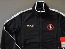 Ralph Lauren Polo Sport Pony Logo Performance Sweat Track Jacket Size M NWT