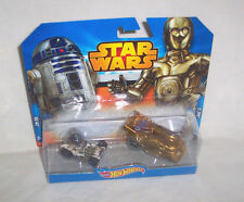 Hot Wheels 2014 STAR WARS - 2 Pack/R2-D2 & C-3PO