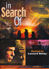In Search Of: Season 1 (DVD, 2013, 3-Disc Set)