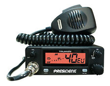 CB Mobile Radio Mobile President Truman Asc 40 Multi Channel Asc Anl UK EU