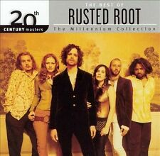 The Best of Rusted Root: 20th Century Masters - The Millennium Collection, New M
