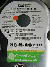 1 TB Western Digital WD 10 eacs - 65d6b0/hannht 2mab/AUG 2008-WD GreenPower