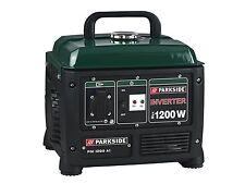 Parkside Inverter-Stromerzeuger PGI 1200 A1 Stromgenerator Stromerzeuger Benzin