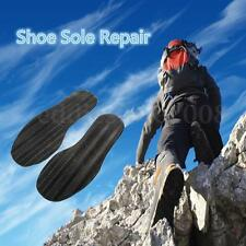 Pair Anti Slip Rubber Glue on Full Soles DIY Shoes Repair Supplies 29×11.5×0.2cm
