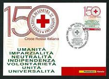 Croce Rossa / Red Cross / Deutsches Rotes Kreuz : 150 anni Ginevra