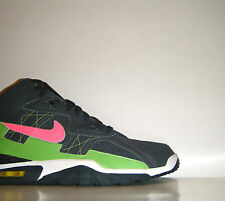 2007 Nike Air Max Trainer SC High QS Bo Jackson 11 Grey Lime Green Lava Agassi