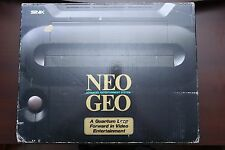 SNK NEO GEO AES console Japan import system boxed US seller