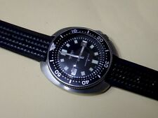 Vintage Seiko Divers 6105 8110 hack setting automatic All original serviced