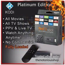 AMAZON FIRE TV STICK JAILBROKEN 17.0 FULLY LOADED