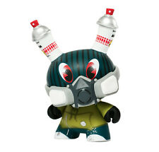 Kidrobot Dunny Series 2012 Vandal by Mad - New With Box