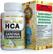 Island's Miracle 100% HCA (New Highest Potency) Pure Garcinia Cambogia Extract S