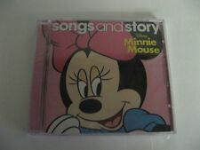 Songs And Story Minnie Mouse - Disney - CD Compact Disc