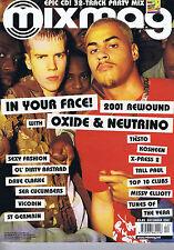 OXIDE & NEUTRINO / DAVE CLARKE / VICODINMixmagno.127Dec2001