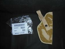 British Military Army Right Hand DPM DesertnCamo Browning Pistol Holster
