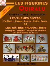 """EDITION 2014 """"LES FIGURINES QUIRALU """"TOME 2-RELIURE WIR'O-grand format  21x 29,7"""