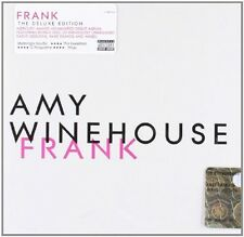 """AMY WINEHOUSE """"FRANK(LIMITED DELUXE EDITION)"""" 2 CD NEU"""